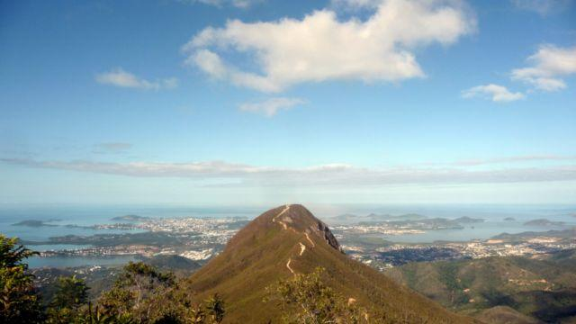 11 Sep 2010<br>Malaoui peak in the vicinity of Noumea. <br> Pic Malaoui, New Caledonia by Google Translate