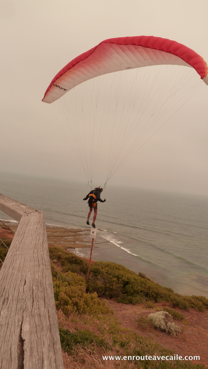 18 Dec 2013<br>Proximity flying for Olivier - Australia, Torquay, Bells Beach